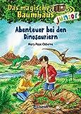 Das magische Baumhaus junior - Abenteuer bei den Dinosauriern: Band