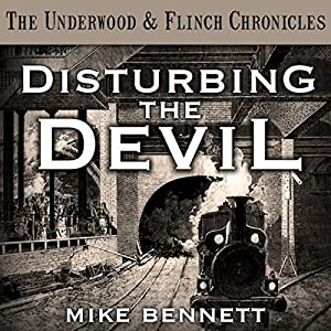 Disturbing the Devil Audiobook