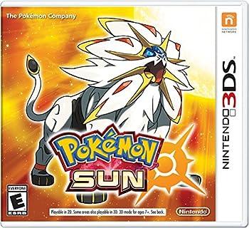 2 Pokemon Sun for Nintendo 3DS