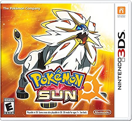 Pokémon Sun - 3DS [Digital Code]