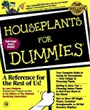 img - for Houseplants For Dummies book / textbook / text book
