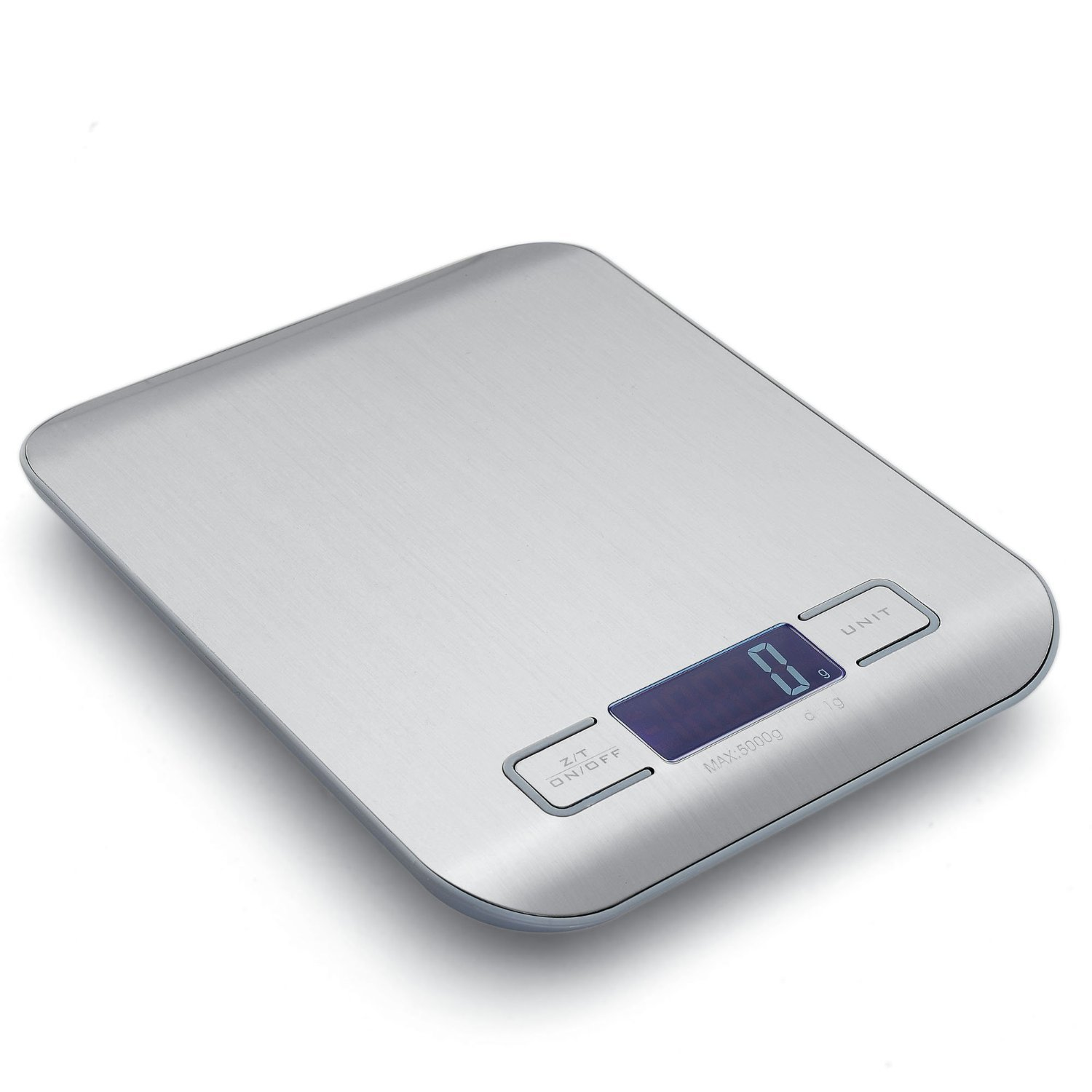 plus stainless steel kitchen food scale best digital scales