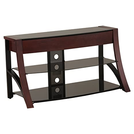 Powell Furniture TV Stand without Bracket for 50-Inch Flat Screen TV