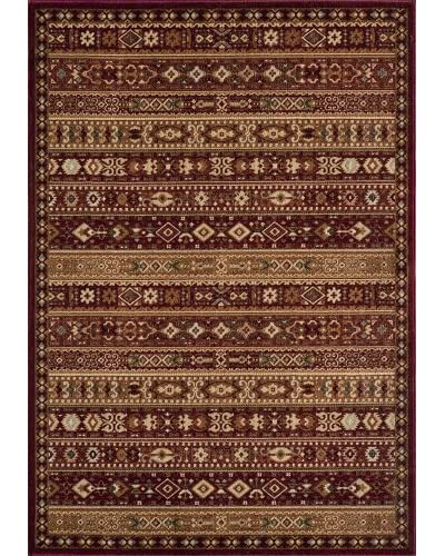 Rug Republic Tribal Rug, Red, 7' 1 x 9' 1