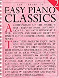 img - for The Library of Easy Piano Classics 2 book / textbook / text book