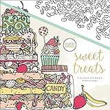 KaiserColour Perfect Bound Coloring Book-Sweet Treats