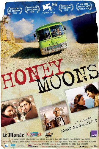 Honeymoons Movie Poster (27 x 40 Inches - 69cm x 102cm) (2009) French -(Lazar Ristovski)(Mira Banjac)(Petar Bozovic)(Nebojsa Milovanovic)(Vlasta Velisavljevic) купить