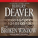 The Broken Window: A Lincoln Rhyme Novel, Book 8