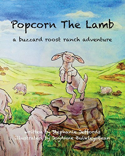Popcorn the Lamb by Stephanie Jeffords (2014-05-09) (Popcorn The Lamb compare prices)