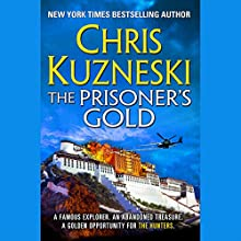The Prisoner's Gold (       UNABRIDGED) by Chris Kuzneski Narrated by Andy Caploe