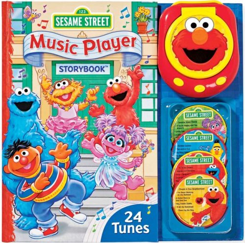 Sesame Street Music Player and Storybook (Reader's Digest Innovative Book and Player)