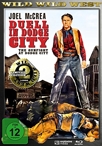 Duell in Dodge City (Drauf und dran / Gunfight at Dodge City) - Limited Edition (Blu-ray & DVD)