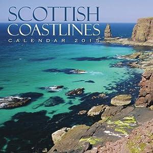 2015 Scottish Coastlines - Scotland Calendar