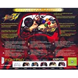 Mad Catz Street Fighter IV Round 2 FightPad - Zangief (Xbox 360)by Madcatz