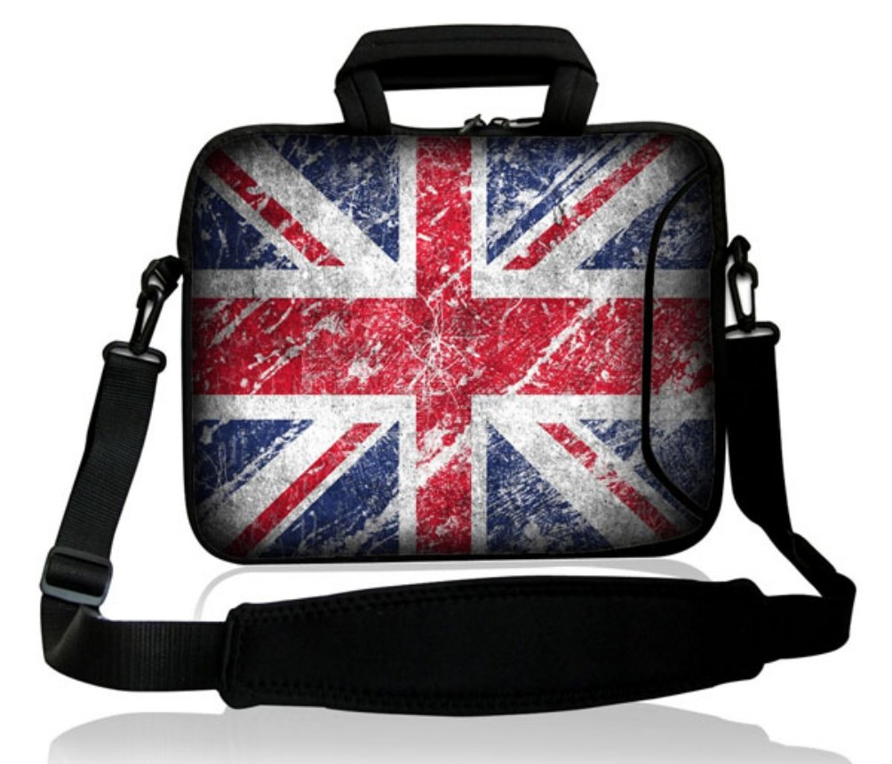 Waterfly® UK Union Jack Arts 15  15.4  15.6  Inchreviews and more information