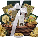 Great Arrivals Thank You Premium Gift Basket, Refined Elegance