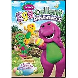 Barney: Egg-cellent Adventures