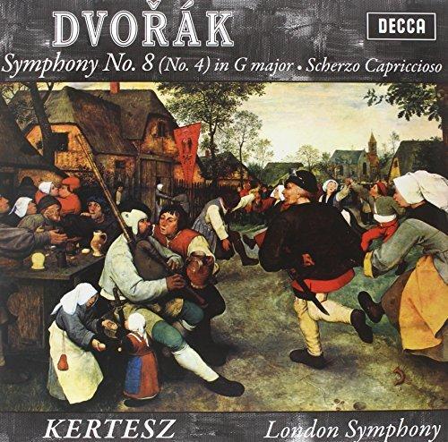 Album Art for Symphony 8 by Istvan Kertsz