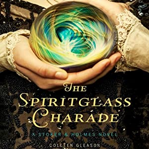The Spiritglass Charade Audiobook