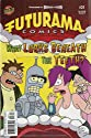 Futurama Comics Number 21 (What lurks beneath the teeth?)