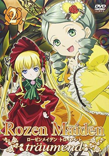 Volume 2 Rozen Maiden Traumend [DVD] (Rozen Maiden Volume 2 compare prices)