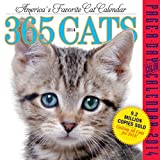 img - for 365 Cats 2014 Page-A-Day Calendar book / textbook / text book