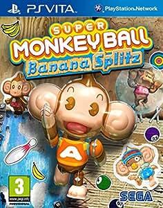 Super Monkey Ball : Banana Splitz (PS Vita)