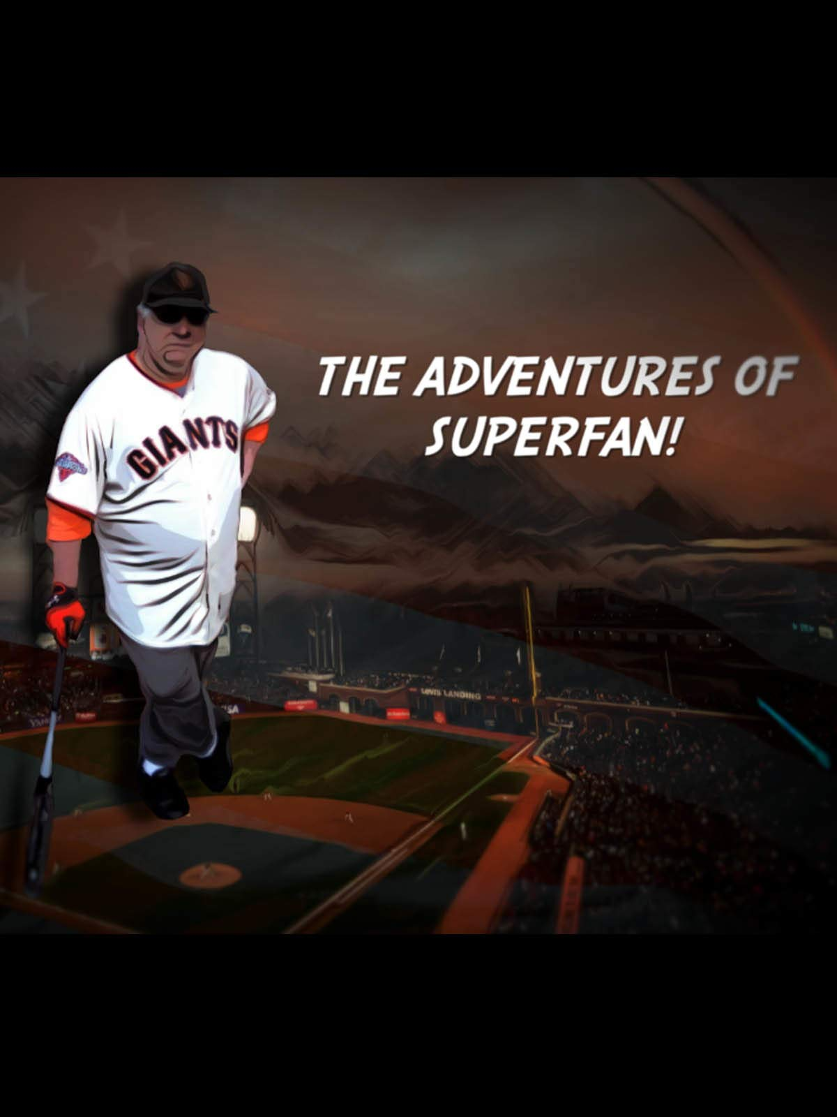 The Adventures of Superfan!