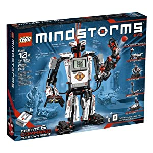 LEGO Mindstorms EV3 31313 Toy/Game/Play Child/Kid/Children