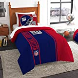 Northwest New York Giants Twin Comforter Set