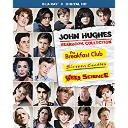 John Hughes Yearbook Collection [Blu-ray]