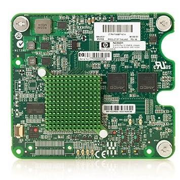 HP NC550m 10GbE 2-port PCIe x8 Flex-10 Ethernet Adapter Adaptateur réseau PCI Express 2.0 x8 10 Gigabit Ethernet 10GBase-KX4 2 ports