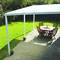 Simple  Ft Patio Cover