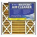 NaturalAire High Efficiency Air Filter, MERV 11, 16 x 25 x 3-Inch, 3-Pack