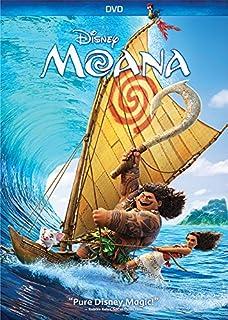 Book Cover: Moana - DVD