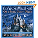 Can You See What I See?: On a Scary Scary Night: Picture Puzzles to Search and Solve