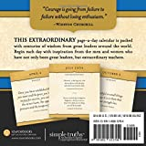 2016 Great Quotes from Great Leaders Boxed Calendar