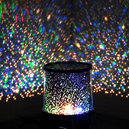 Innoo Tech LED Night Light Projector Lamp Children S Christmas Gift With  Amazing Sky Star Scene With USB Cable For Bedroom Indoor Decoration