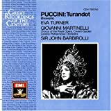 Puccini:Turandot Excerpts / Eva Turner,Martinelli,Barbirolli