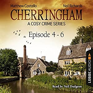 Cherringham - A Cosy Crime Series Compilation (Cherringham 4 - 6) Audiobook