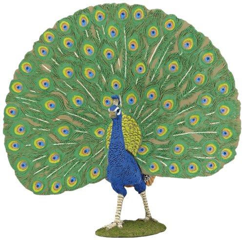 Papo Peafowl Figure