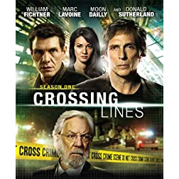 Crossing Lines [Blu-ray]