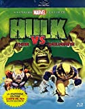 Hulk Vs Wolverine / Hulk Vs Thor (Blu-Ray+Dvd)