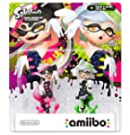 amiibo Splatoon 2er Figuren Set (Aiol...