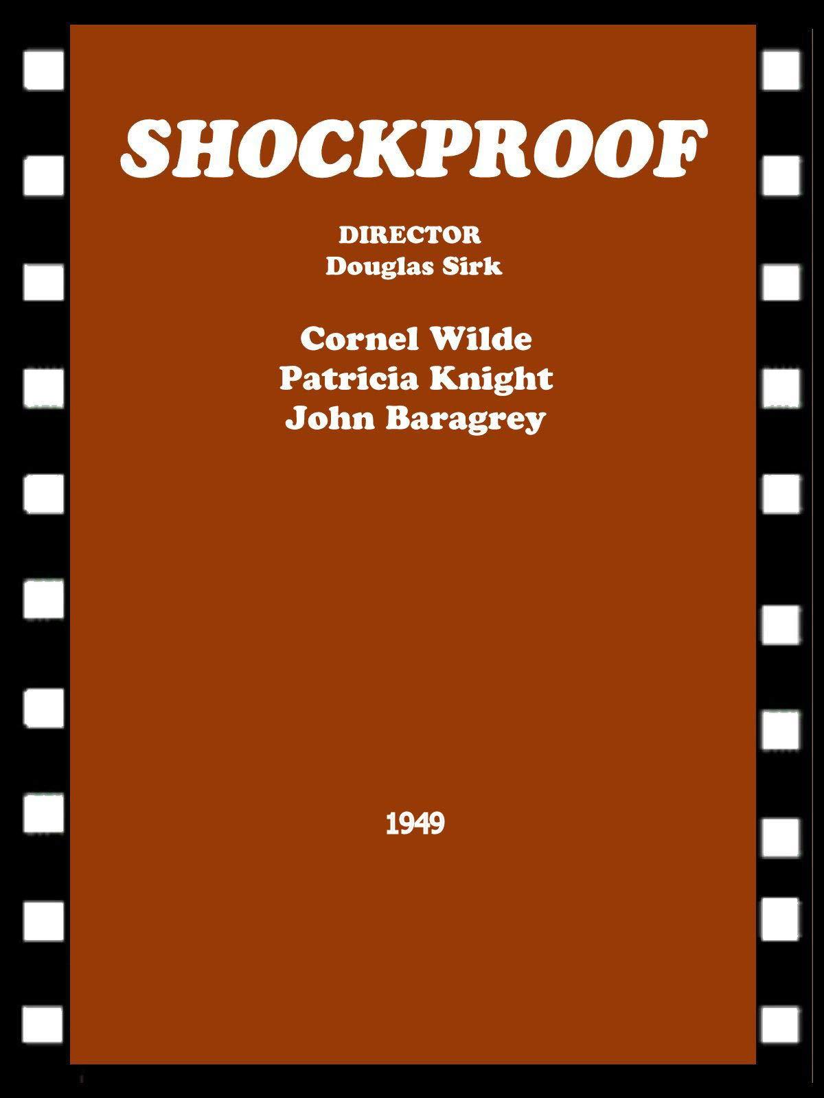 Shockproof on Amazon Prime Video UK