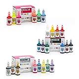 ResinTint - Liquid Pigment - Non-Flammable - Complete Set Bundle - 24 Colors
