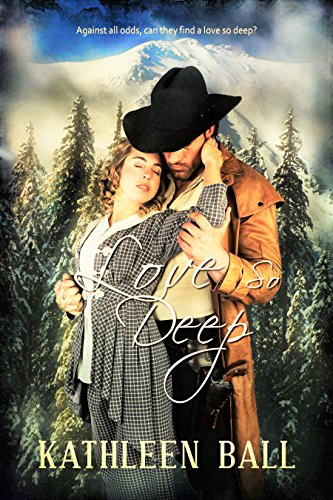 Can love shine through distrust, discrimination, and accusations? Find out in Kathleen Ball's historical western romance Love So Deep. Free today!
