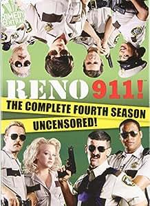 Reno 911!: Season 4 (Uncensored)