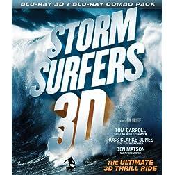Storm Surfers 3D/BD