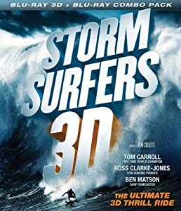 Storm Surfers 3d [Blu-ray] [2012] [US Import]